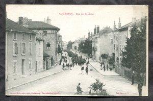dc1863 - FRANCE Commercy 1910s Rue des Capucins