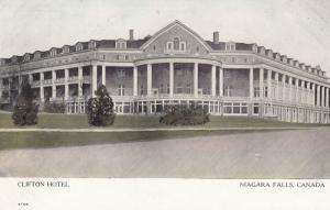 NIAGARA FALLS , Canada , 00-10s ; Clifton Hotel