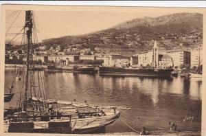 Le Nouveau Port, Ships, BASTIA (Haute Corse), France, 1900-1910s