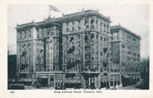 TORONTO, Canada, 1900-10s; King Edward Hotel