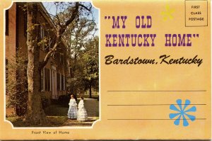 Folder -  KY. Bardstown, My Old Kentucky Home     (14 views)