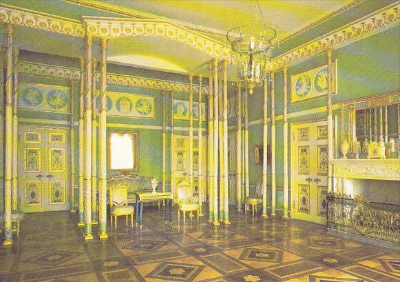 Russia Pushkin The State Bedroom The Great Catherine Palace