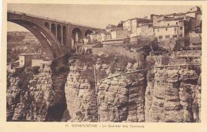 Le Quartier Des Tanneurs, Constantine, Algeria, Africa, 1900-1910s