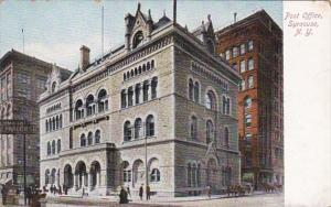 New York Syracuse Post Office