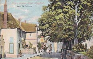 Three Crowns Hotel, Chagford (Devon), England, UK, PU-1922