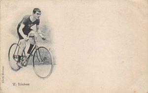 T Linton Tour De France Cycliste Unused