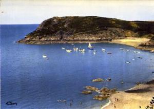 POSTAL 56923: St Cast ·Cote d Armor La Pointe du Chatelet et la Plage de la ...