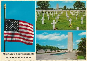 Margraten, Netherlands - USA Military Cemetery - Militaire Begraafplaats