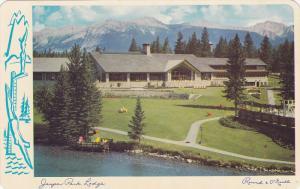 AS: Jasper Park Lodge, Alberta, Canada, O'Neill, 40-60s
