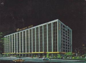 President Hotel , TAIPEI , Taiwan , 50-70s