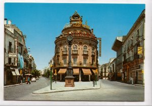 JEREZ DE LA FRONTERA, Jose Antonio and St. Mary Street, unused Postcard