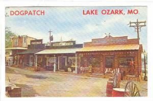 General Store, Long Horn, Dogpatch Exhibits, Lake Ozark, Missouri, 1940-1960s