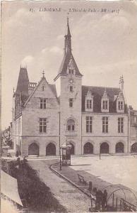 L'Hotel De Ville, Libourne (Gironde), France, 1900-1910s