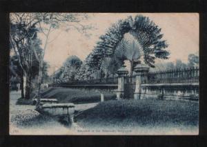 055957 SINGAPORE Entrance of the Reservoir Vintage PC