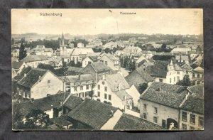 dc995 - VALKENBURG Netherlands 1918 Postcard
