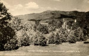 NH - Jaffrey. Jaffrey Centre & Mount Monadnock