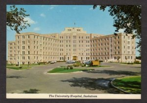 Sk University Hospital Saskatchewan Saskatoon Canada Carte Postale Postcard