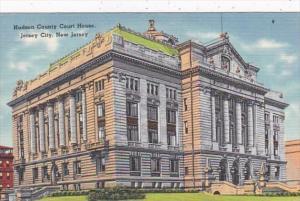 New Jersey Jersey City Hudson County Court House