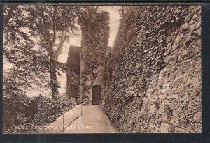 Rougemont Castle Tower,Exeter,England,UK BIN