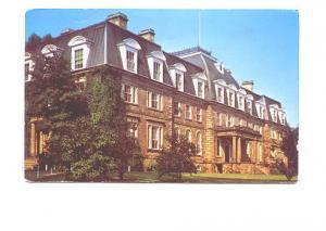 Administration University of New Brunswick, Fredricton, New Brunswick, Photo ...