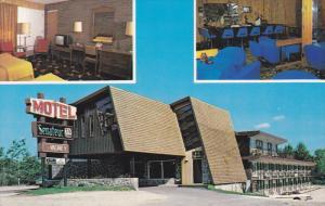 Motel Senateur , MONT-LAURIER , Quebec , Canada , 50-60s