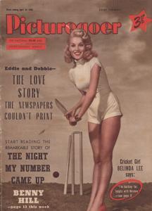 Picturegoer Benny Hill Belinda Lee Fernando Lamas 1955 Magazine
