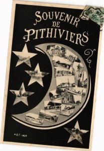 CPA Souvenir de PITHIVIERS (264714)