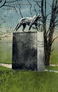 Catamount Monument