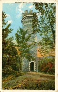 VT - Brattleboro. Retreat Tower