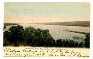 NY - Penn Yan. Lake Kenka