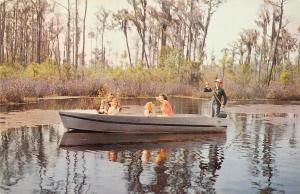 Waycross Georgia~Okefenokee Swamp Park~1960 Postcard