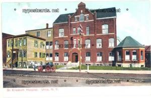 St. Elizabeth Hospital, Utica NY
