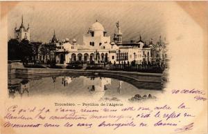 CPA PARIS EXPO 1900 - Pavillon de l'Algérie (308471)