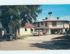 Pre-1980 APARTMENT MOTEL SCENE Hot Springs National Park Arkansas AR AE2457