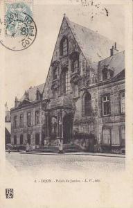 France Dijon Palais de Justice 1905