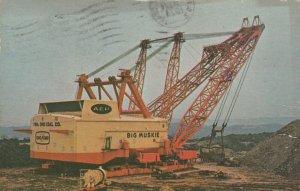 Central Ohio Coal Company , 1974 ; Big Muski Earth Moving Machine
