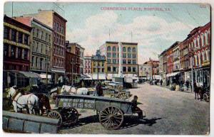 Commercial Place, Norfolk VA