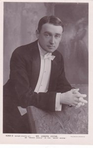 Actor Postcard - Mr Joseph Coyne - As Prince Danilo    DR206