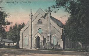 FOREST , Ontario , 1900-10s ; Methodist Church