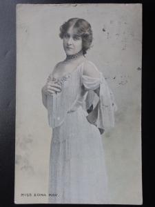 Actress: Miss Edna May c1904 - Pub by Millar & Lang