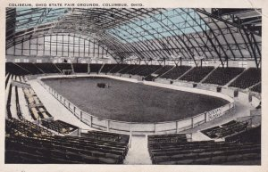 COLUMBUS, Ohio, 10-30s; Coliseum, Ohio State Fair Grounds