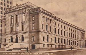 Federal Building, TACOMA, Washington, PU-1913