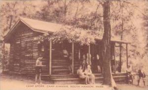 Massachusett South Hanson Camp Store Camp Kiwani7 Artvue