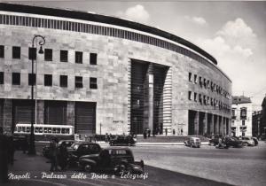 RP: NAPOLI (Naples) , Italy , 1930-40s ; Palazzo della Poste e Telegrafi