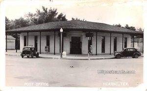 Post Office - Hearne, Texas