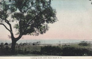 LITTLE BOARS HEAD , New Hampshire, 1913; Looking South