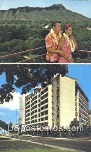 Waikiki Grand Hotel Waikiki HI 1972