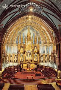 Notre Dame Church - Montreal