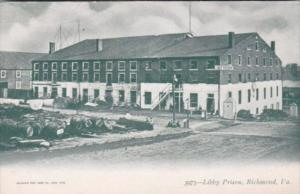 Virginia Richmond Libby Prison