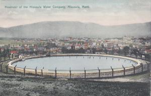 Reservoir, Missoula Water Company , MISSOULA , Montana , 00-10s